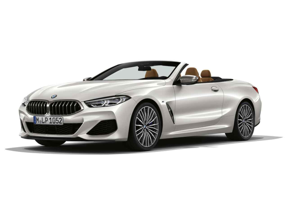 BMW 840i sDrive Convertible